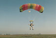 SKYDIVES-on-final-for-touch-down-in-Madera
